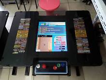 Cocktail Table, Arcade Table,  60 or 412 games 1Yr  warranty Ext. Stafford Heights Brisbane North West Preview