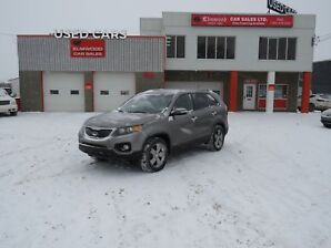 2013 Kia Sorento LX V6 - AWD, Backup camera