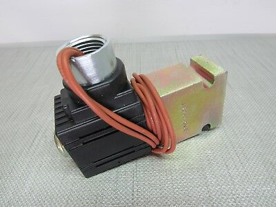 Parker B08-2-6t Valve Base With S8lc Coil