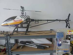 RC Helicopters, accessories Dundowran Fraser Coast Preview