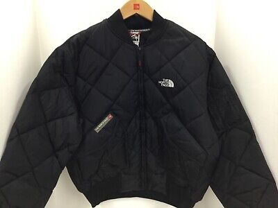 The North Face Mens Bomber Jacket Style# AD76001 Size (Mens Face Style)