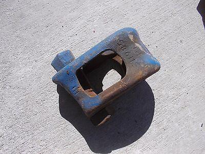 Farmall Ih 100 130 Sa Tractor Cultivator Front Cuff Clamp Orignl Ih Wedge Bolt