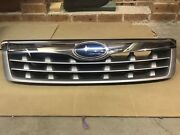 Sh Subaru Forester chrome grill Quakers Hill Blacktown Area Preview