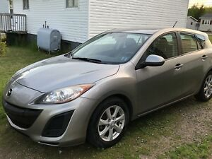 2011 Mazda sport hatch