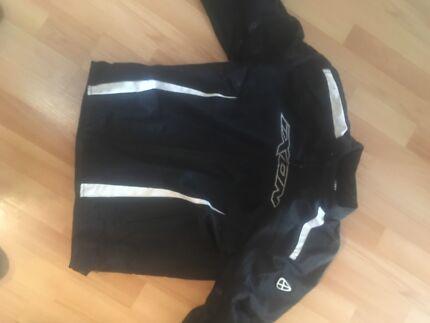 Men's summer motorbike jacket