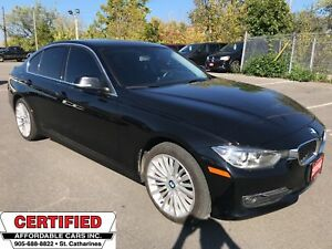 2013 BMW 3 Series 328i xDrive ** AWD, HTD LEATH, BLUETOOTH **