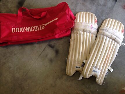 Cricket gear Eimeo Mackay City Preview