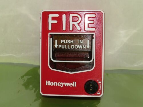 HONEYWELL S464G1007 DUAL ACTION FIRE ALARM PULL STATION