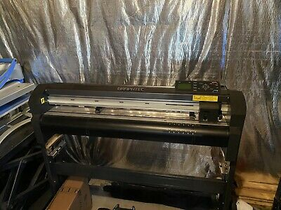 Graphtec Fc8000-75 30 Vinyl Cutter Cutting Professional Plotter