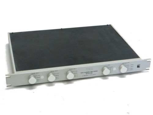 Perreaux TS2 Tape Dubbing And Phono Selector - Made in New Zealand