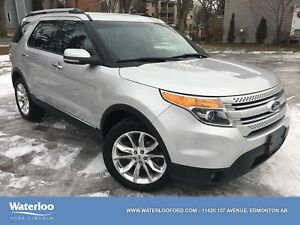 2012 Ford Explorer Limited | Heated/Cooled Seats | Reverse Camer