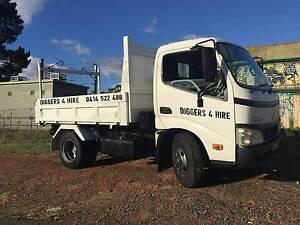 Mini excavator $195 per day Servicing Sutherland Shire & surround