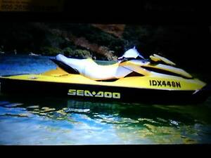 2010 SUPERCHARGED Sea-Doo rxt215. 3 seater. With extras Wamberal Gosford Area Preview