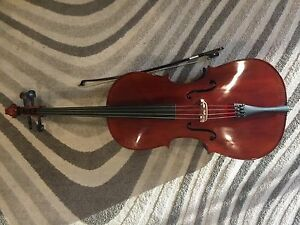 1/2 size Cello Salieri SC2 Paradise Campbelltown Area Preview