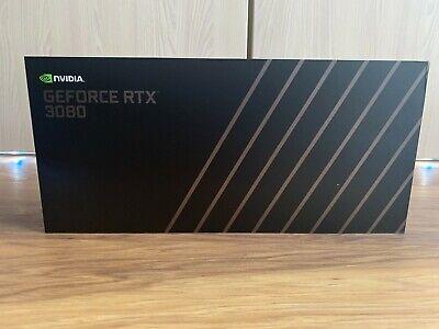 NVIDIA GeForce RTX 3080 Founders Edition NEU & OVP