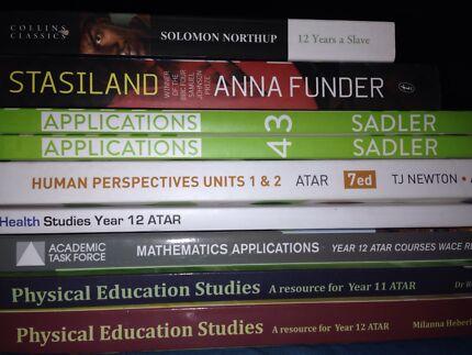 Wanted: Atar textbooks