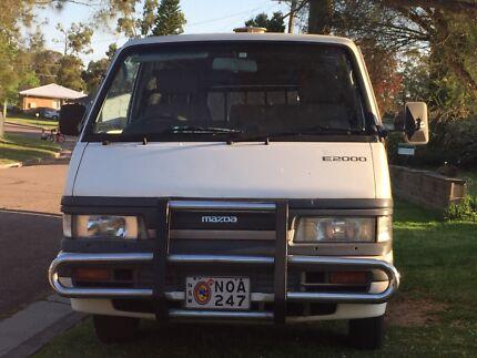 Mazda e2000 Raymond Terrace Port Stephens Area Preview