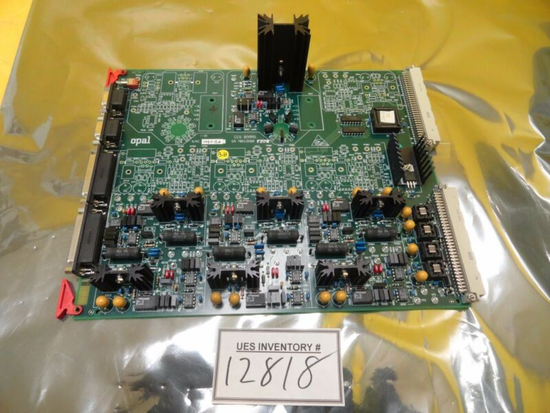 Opal 70512560000 Ccs Board Pcb Card Amat Applied Materials Verasem Used Working