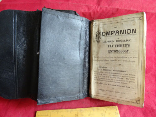 SCARCE COMPANION TO ALFRED RONALDS