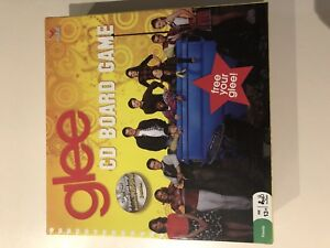 Glee CD Board Game Mount Waverley Monash Area Preview