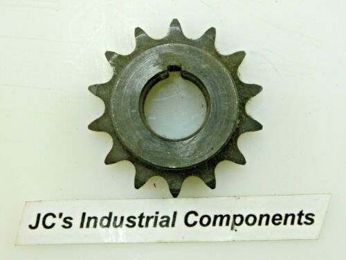 """Sprocket    40 pitch    14 tooth    7/8"""" bore    40B14F-7/8"""