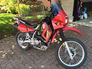 KAWASAKI KLR 650 2005 11000km