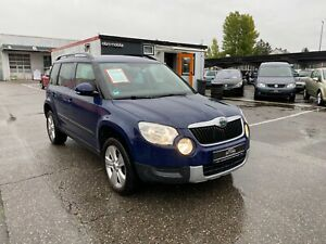 Skoda Yeti Active Plus Edition