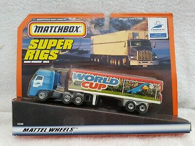 Matchbox Convoy CY25 DAF Box Truck LEISUREWORLD  MINT//MINT BOX.