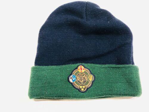 GAA MEMORIES Official Ireland Eire Green & Blue Beanie hat