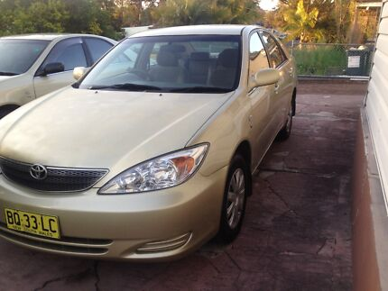 2003 Toyota Camry Automatic Jesmond Newcastle Area Preview