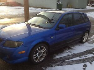 Mazda Protege 5 ---2003 Prince George British Columbia image 2