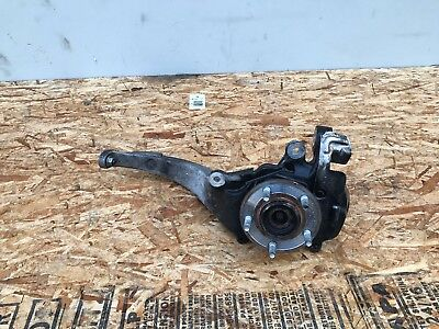 JAGUAR XJ XJL (10-15) LEFT DRIVER FRONT SPINDLE CARRIER HUB OEM