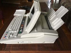 Rare brother computer/printer