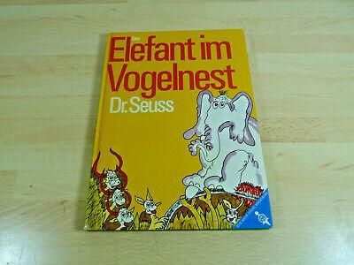 Dr. Seuss: Der Elefant im Vogelnest / Kinderbuch / Gebunden
