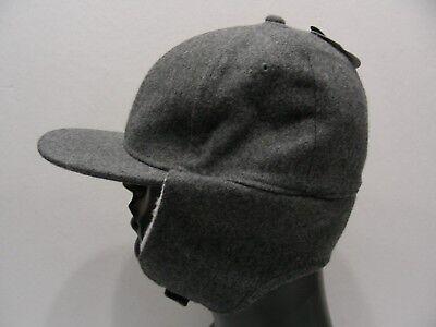 Pugs - Grau - Jugend oder Erwachsene Mittelgroß Warm Winter Ball Kappe (Erwachsenen Grau Hut)