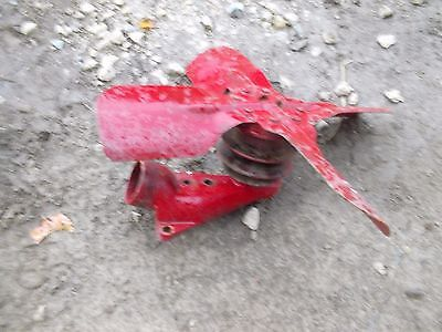 Farmall C Tractor Front Engine Ih Fan Blade Belt Pulley Bracket Nut