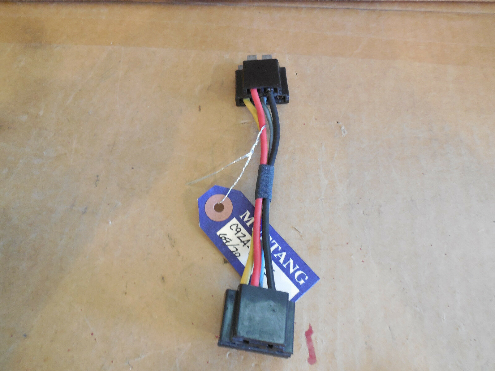 Used Ford Electrical Parts For Sale Page 4 1972 Maverick Wiring Harness 1969 1970 Mercury Cougar Mustang C9za 19945 Short Wire Heat Air Ac