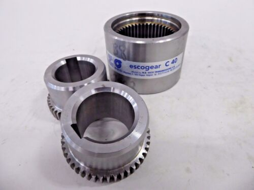 Escogear C40 S1556 Coupling Kit