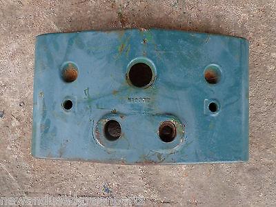 John Deere 40 420 S U H V M1838t Starter Weight