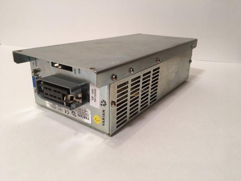 Varian TV-250 Turbo-V Pump Controller 9699504S011 TV250 used