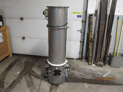 Mix S.r.l. Filter Unit Sfyf4d050b2xcp Dust Collector Vacuum