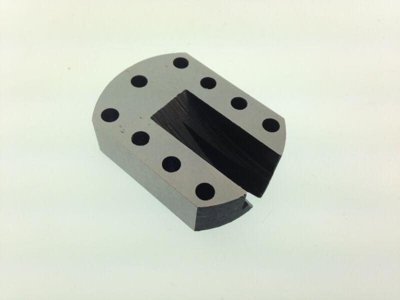 Steel Oblong Anvil Staking block