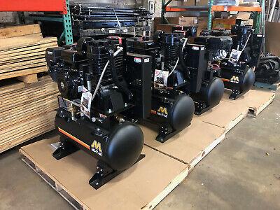Mi-t-m 30 Gallon Stationary Gasoline Air Compressor - Brand New