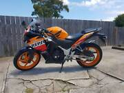 2012 CBR250r Burnie Burnie Area Preview