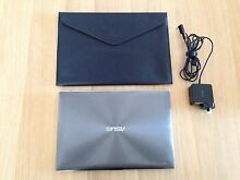"Asus Zenbook UX31A Ultrabook - i7 + 256GB SSD + 4GB RAM + 13.3"" Bronte Eastern Suburbs Preview"