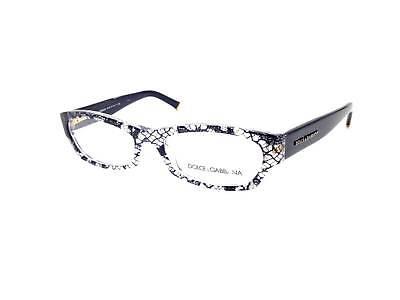 $351 DOLCE & GABANNA WOMENS BLACK EYEGLASSES FRAMES GLASSES OPTICAL LENSES (Dolce Gabanna Sunglasses)