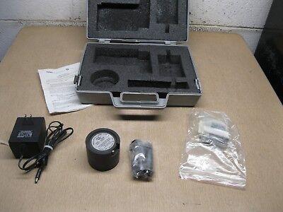 Fotec Mini Fiber Optic Test Kit Tools T-oven W Hard Case Free Shipping