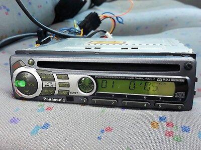 Rare Panasonic CQ DPG55 Radio CD Player AM /FM Receiver, CD Changer Control  comprar usado  Enviando para Brazil