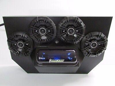 Rzr Stereo (Polaris RZR Razor 800 & 900 4-seater Radio Stereo Bluetooth UTV -)