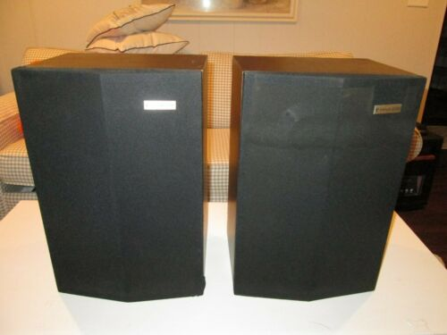 Vintage Kenwood LS-403A Speakers